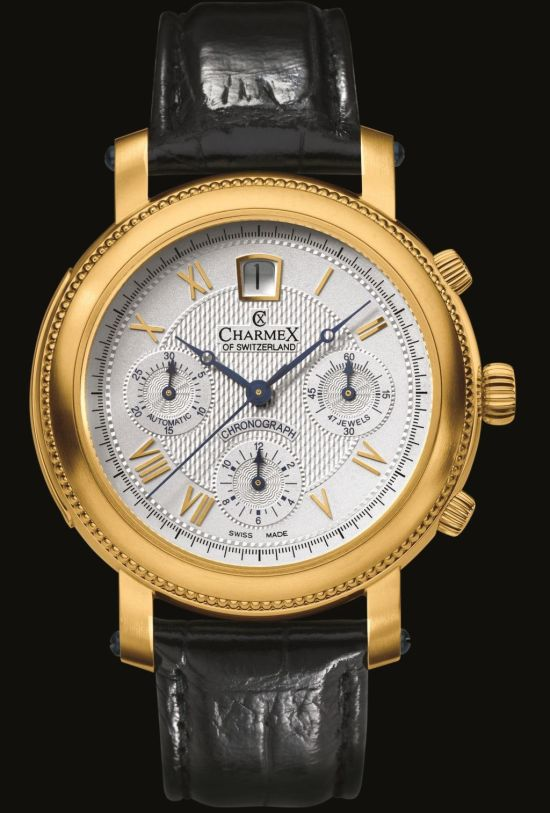 Charmex JUBILÉ 1926-2006 Chronograph Limited Edition
