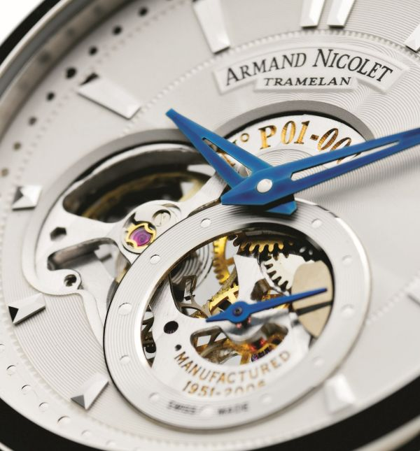 Armand Nicolet L06 Small Seconds