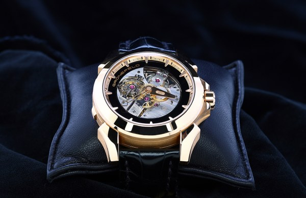 Gronefeld GTM-06 Tourbillon Minute Repeater watch