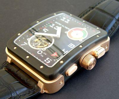 Marc Alfieri Time Measure Experience TME 01 watch