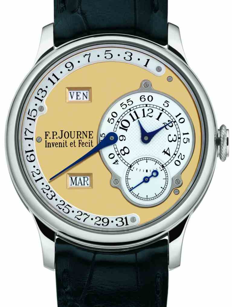 F.P.Journe Octa Calendrier (2002) - Automatic Annual Calendar Watch with Large Date and Power Reserve of 120 Hours
