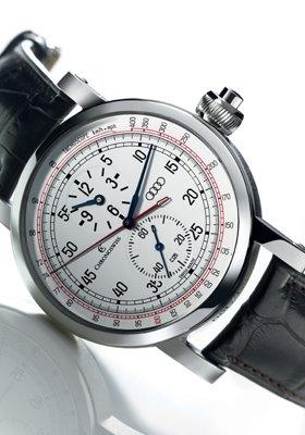 Chronoswiss Audi Centennial Timepiece Tachoscope