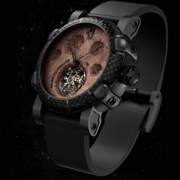 Romain Jerome Moon Dust-DNA Crisis Tourbillon Unique Timepiece