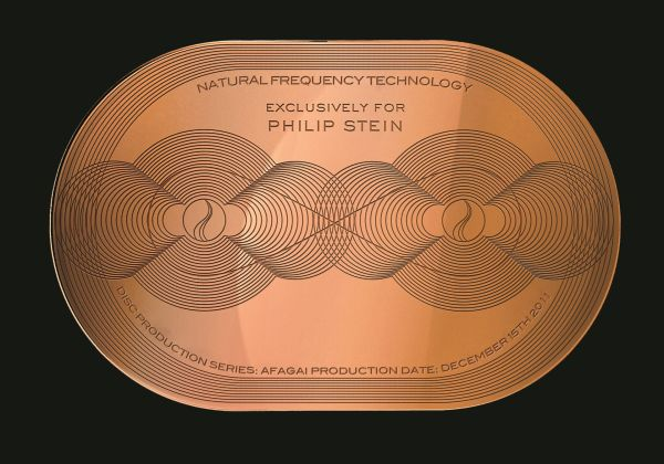 Philip Stein natural frequency disc