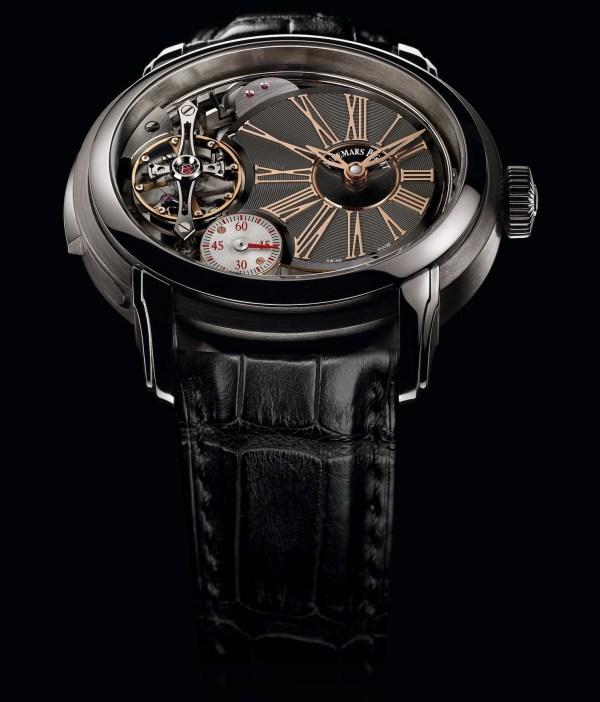 Audemars Piguet Millenary Minute Repeater titanium model