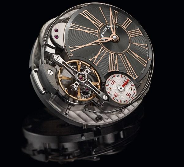 Audemars Piguet Millenary Minute Repeater Calibre 2910 manual winding