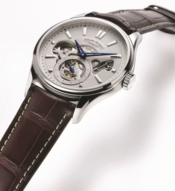 Armand Nicolet New L08 Collection
