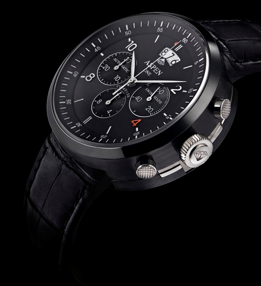 Aspen Jewelry and Watches - The Black Piste, an Aspen One Special Edition
