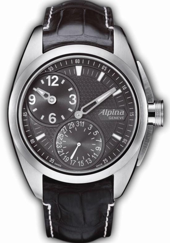 Alpina Club Range Regulator Manufacture watch