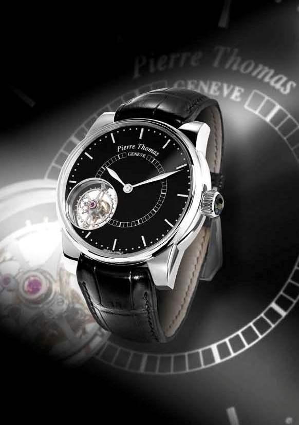Pierre Thomas Montre Historique Tourbillon watch