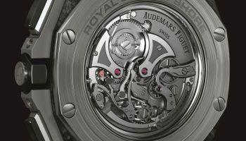 Audemars Piguet Royal Oak Offshore Selfwinding Tourbillon Chronograph