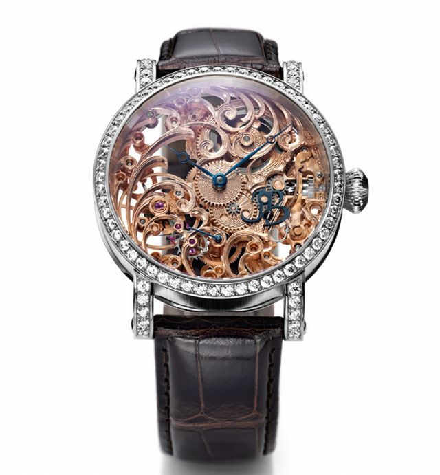 Benzinger Boutique Collection by GRIEB & BENZINGER - New BLOSSOM watch