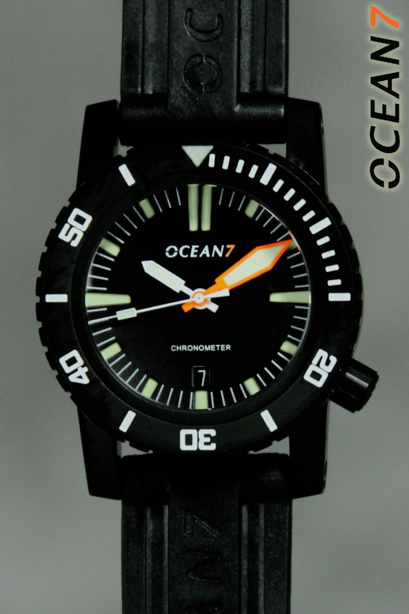 OCEAN7 Watch Company LM-1