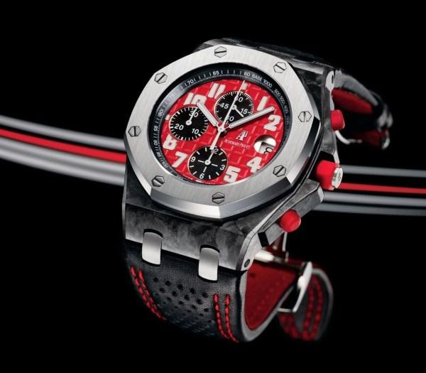Audemars Piguet Royal Oak Offshore Singapore Grand Prix Chronograph 2008