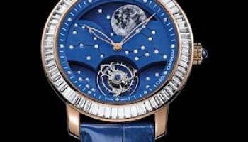 GEO.GRAHAM Diamonds watch