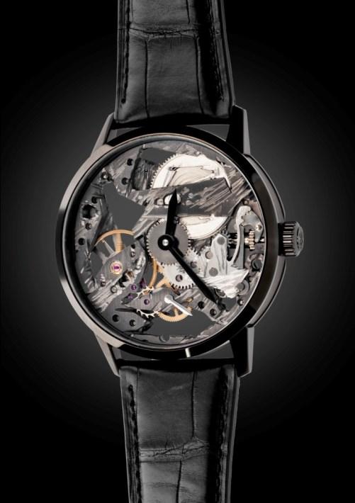 DIETRICH Night Skeleton watch Hammersmith