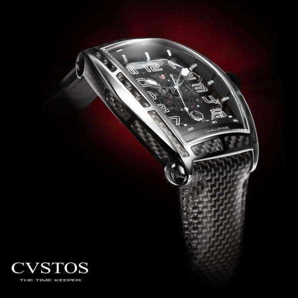 CVSTOS Challenge Jet-Liner Carbone
