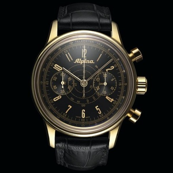 Alpina 130 Automatic chronograph