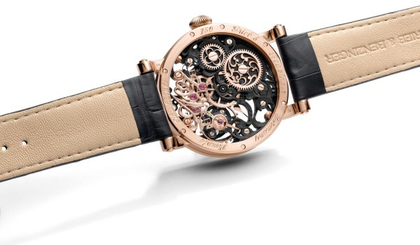 Grieb & Benzinger Black Tulip Sabudha Imperial watch