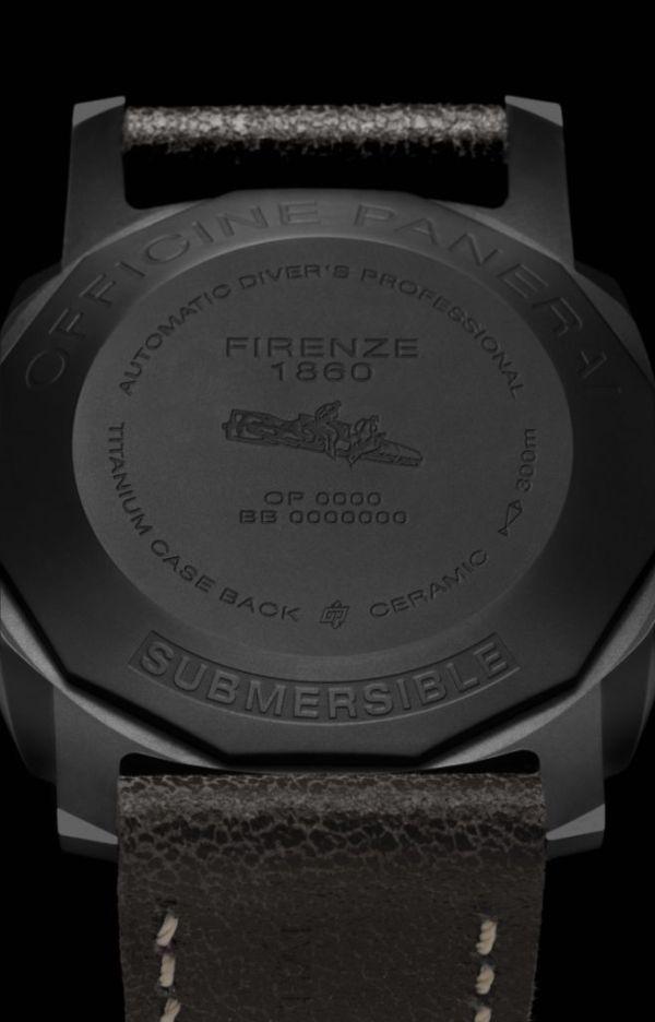 Panerai Luminor Submersible 1950 3 Days Automatic Ceramica 47mm (Reference: PAM00508)