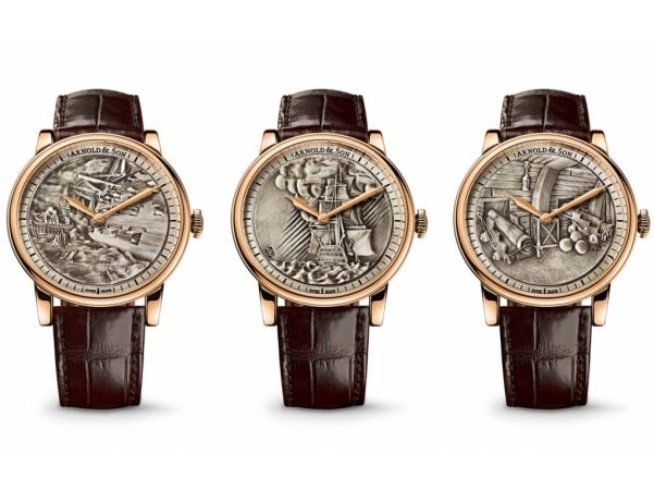 Arnold and Son HMS Victory Set Limited Edition
