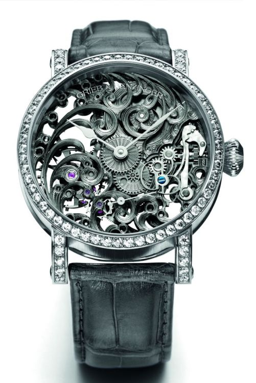 GRIEB & BENZINGER White Gold Collection Shades of Grey