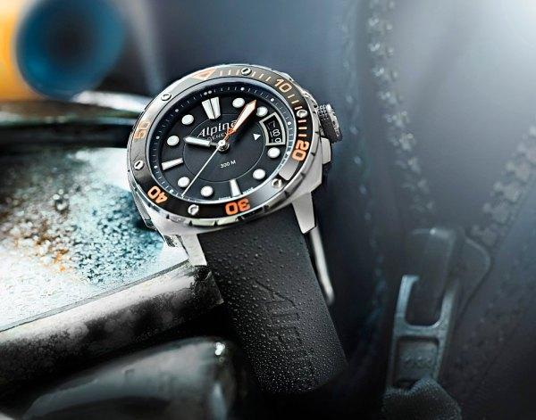ALPINA 300 Extreme Diver 300 Orange