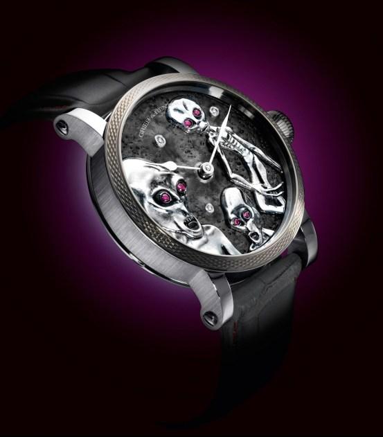 GRIEB & BENZINGER Area 51 Bespoke Timepiece