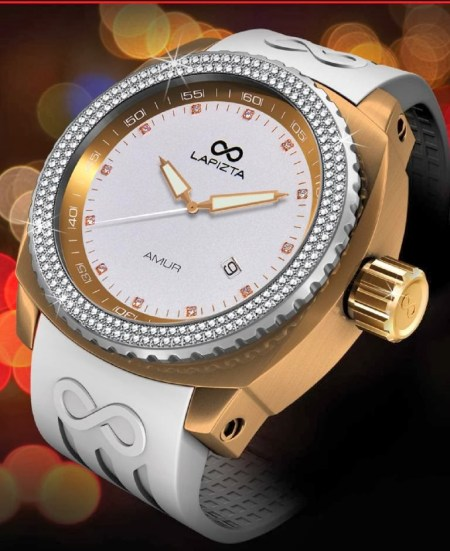 LAPIZTA AMUR (L 26 Series) watch