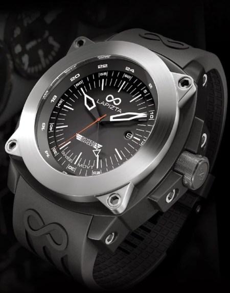 LAPIZTA SKYROS (L 25 Series) watch