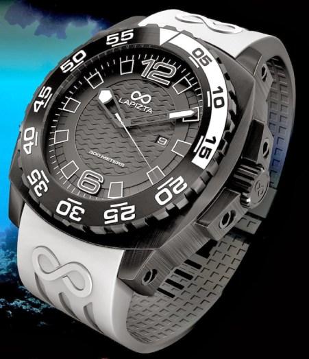 LAPIZTA AUDAX (L22 Series) diving watch