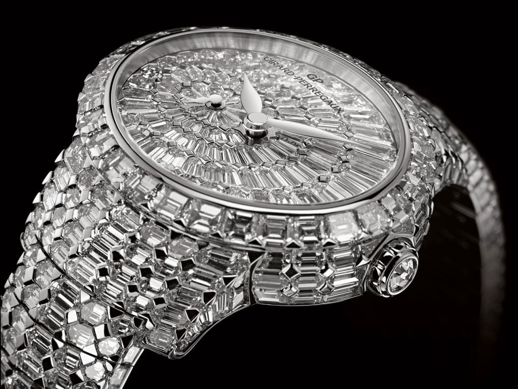 The delectable Catu0027s Eye collection presents a unique watch entirely enveloped in a costume of white diamonds. Seductive and grandiose this Catu0027s Eye High ... & Girard-Perregaux Catu0027s Eye High Jewellery (Reference: 91702B53P7B1 ...