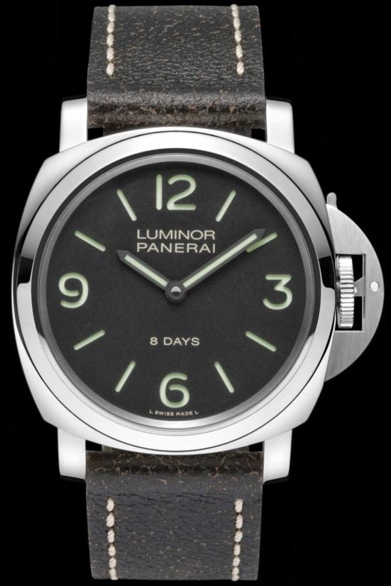 PANERAI Luminor Base 8 Days Steel (PAM00560)