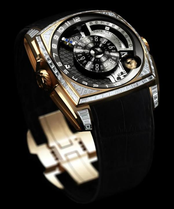 Cyrus Klepcys Conquest watch