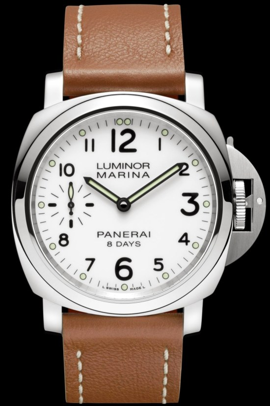 PANERAI Luminor Marina 8 Days Steel (PAM00563)