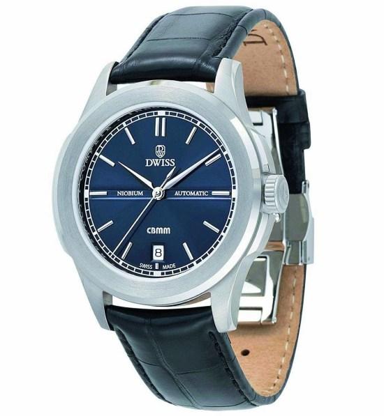 DWISS Classique CBMM - World's First Niobium Watch