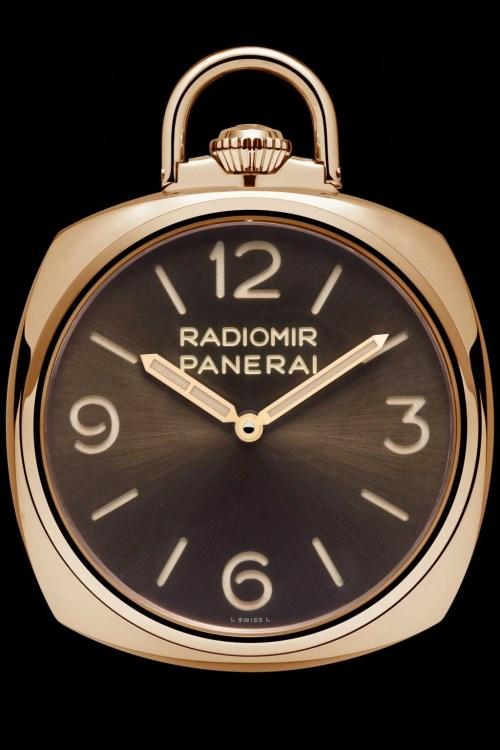 Panerai Pocket Watch 3 Days Oro Rosso (PAM00447)