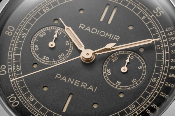 RADIOMIR 1940 CHRONOGRAPH ORO ROSSO - 45mm, Reference: PAM00519