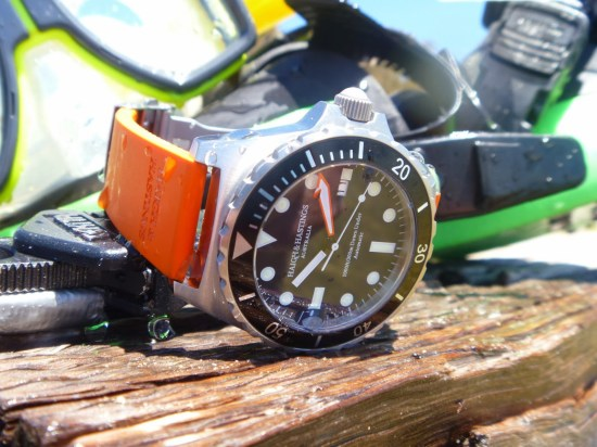 Haigh and Hastings M2 Diver Automatic