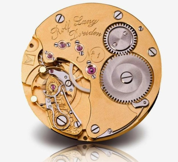 Rolf Lang Design Canaletto movement