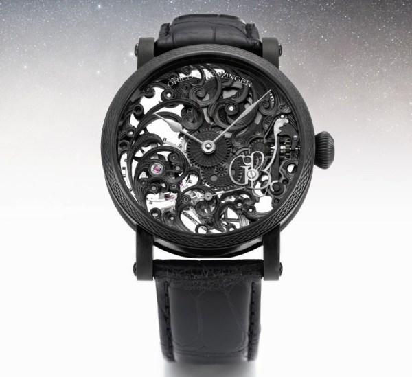 Grieb & Benzinger Centurion watch