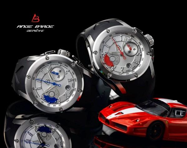 ANGE BARDE Automatic Chronograph Racing Team Evo 1