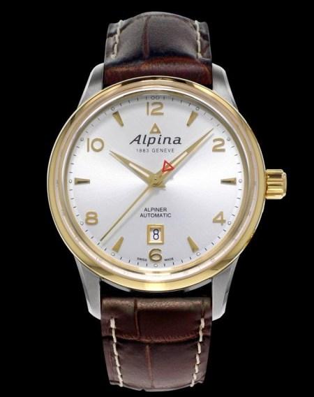 Alpiner Automatic, Reference: AL-525S4E3 / AL-525S4E3B