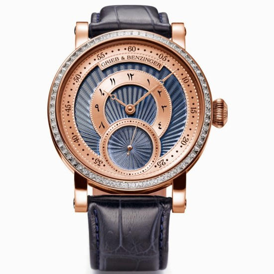Grieb & Benzinger Pharos Al Arab Imperial watch