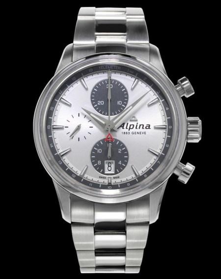 Alpiner Chronograph, Reference: AL-750SG4E6B / AL-750SG4E6