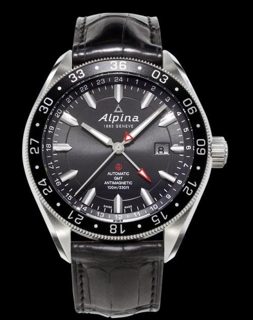 ALPINER 4 GMT/ Reference: AL-550G5AQ6