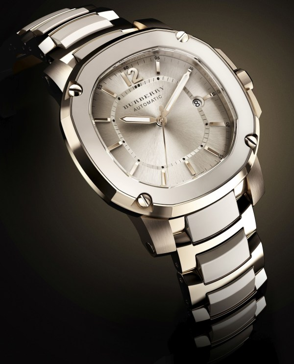 Burberry 'The Britain' BBY2007 34MM AUTOMATIC watch