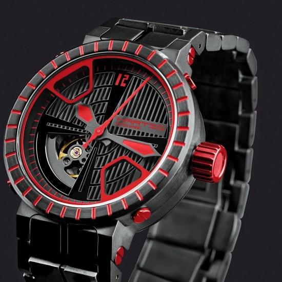 Hartig Crōsslines watch