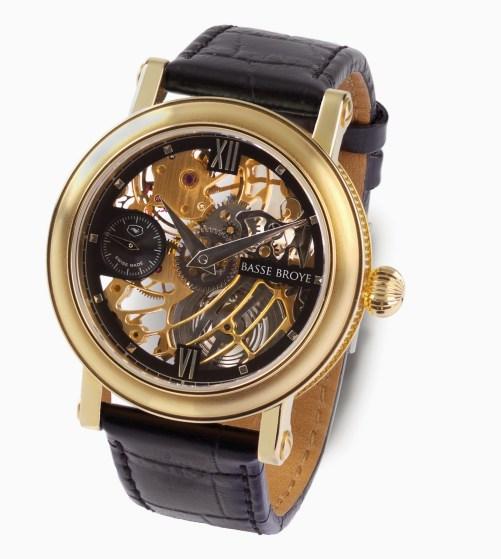 BASSE BROYE Elégance D`Or watch