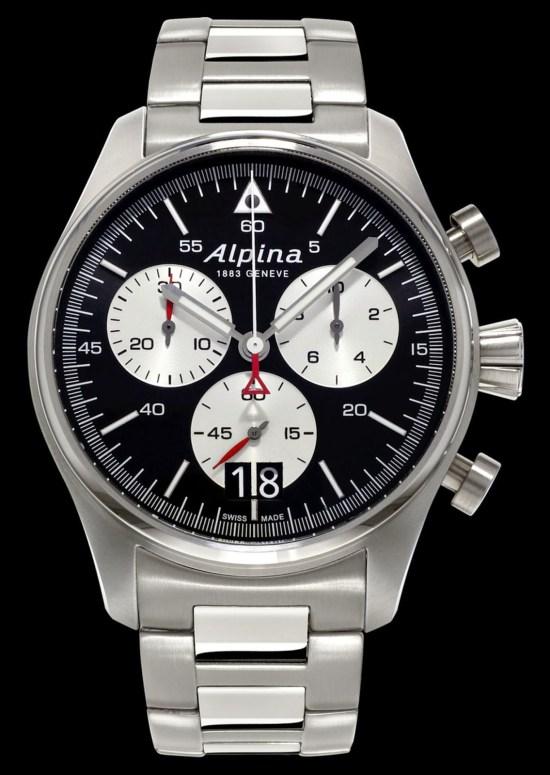 Alpina Startimer Pilot Chronograph Big Date Quartz